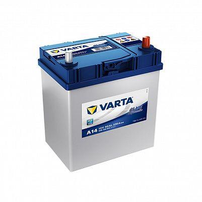 Автомобильный аккумулятор Varta A14 Blue Dynamic (540 126 033) 40Ah фото 401x401