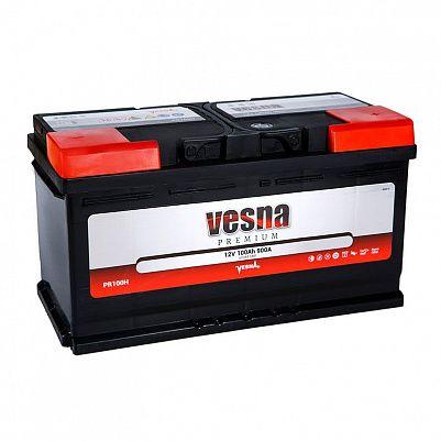 Автомобильный аккумулятор VESNA Premium 85.0 LB4 фото 401x401