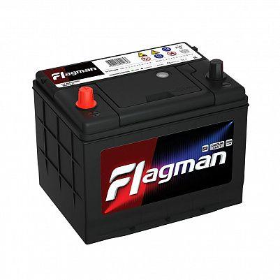 Автомобильный аккумулятор Flagman 85D23R (70) фото 401x401