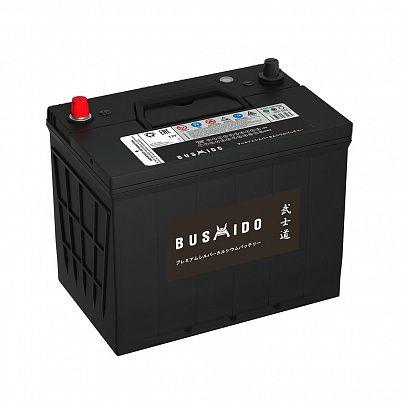 Автомобильный аккумулятор BUSHIDO 95D26L (80) фото 401x401