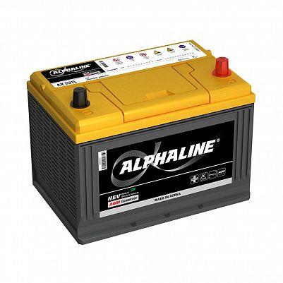 Автомобильный аккумулятор ALPHALINE AGM AX D26L 75 Ah фото 401x401