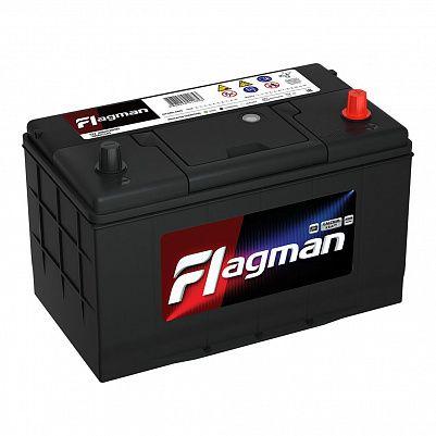 Автомобильный аккумулятор Flagman 120D31L (100) фото 401x401