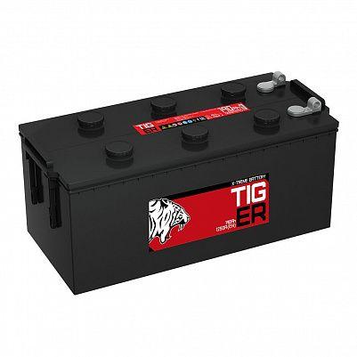 Аккумулятор для грузовиков Tiger X-treme (Тюмень) 190.4 рос болт фото 401x401