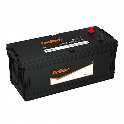 Аккумулятор для грузовиков DELKOR 200.3 (4D-1100R) евро фото 401x401