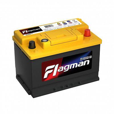 Автомобильный аккумулятор Flagman 78.0 L3 (57800) фото 401x401