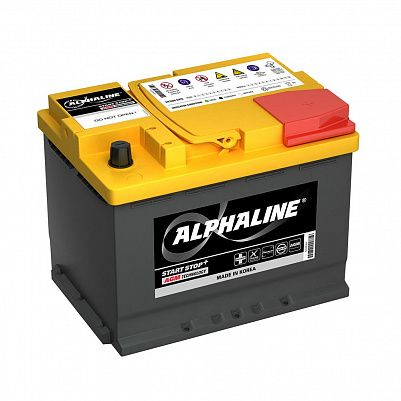 AlphaLINE AGM 60.0 L2 (AX 56020) фото 401x401