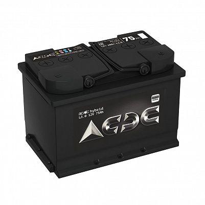 Автомобильный аккумулятор AC/DC Hybrid (Тюмень) 75.0 фото 401x401