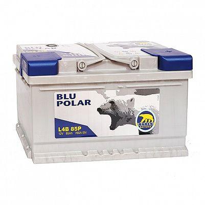 Автомобильный аккумулятор Baren Polar Blu 85.0 LB4 фото 401x401