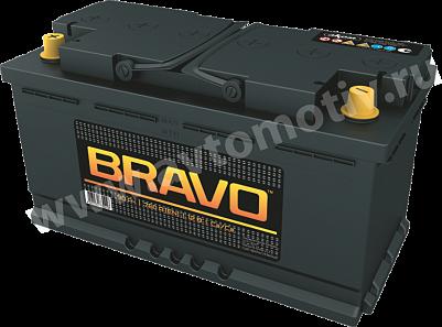 Автомобильный аккумулятор Bravo 90.1 фото 401x297