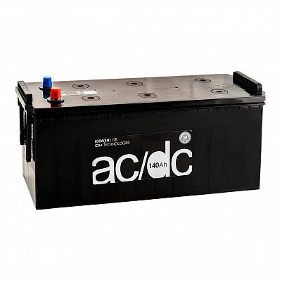 Аккумулятор для грузовиков AC/DC 140.4 фото 401x401