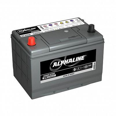 Автомобильный аккумулятор AlphaLine EFB 68 Ач (SE 100D26R) фото 401x401