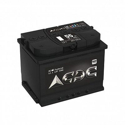 AC/DC Hybrid (Тюмень) 55.1 фото 401x401
