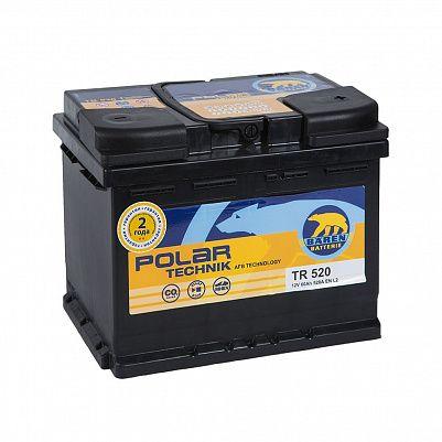 Автомобильный аккумулятор Baren Polar Technik AFB 60.0 L2 (TR 520) фото 401x401