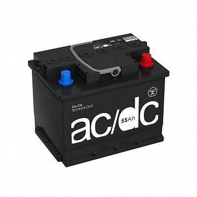 Автомобильный аккумулятор AC/DC 55.0 фото 401x401