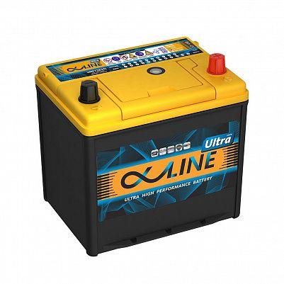 Автомобильный аккумулятор AlphaLine Ultra 78 Ач (UMF95D23L) фото 401x401