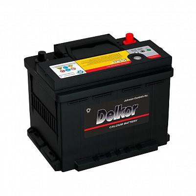 Автомобильный аккумулятор DELKOR Euro 65.1 L2 (56514) фото 401x401