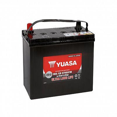 Автомобильный аккумулятор YUASA EFB 55B20R (38) фото 401x401