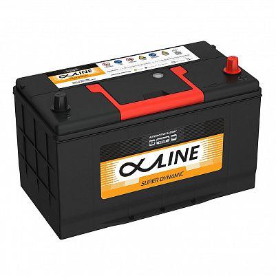 Автомобильный аккумулятор AlphaLINE SD 125D33L (115) фото 401x401