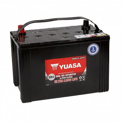 Автомобильный аккумулятор YUASA EFB 130D31L (87) фото 401x401