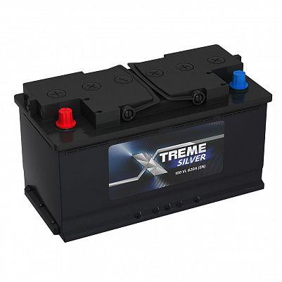 X-treme SILVER 100.1 фото 401x401