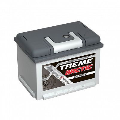 X-treme Arctic 63.0 фото 401x401