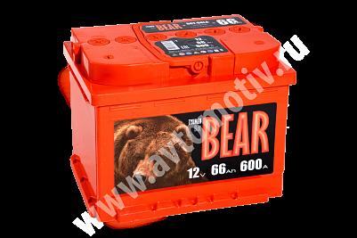 Автомобильный аккумулятор Tyumen BatBear 66.1 фото 401x267