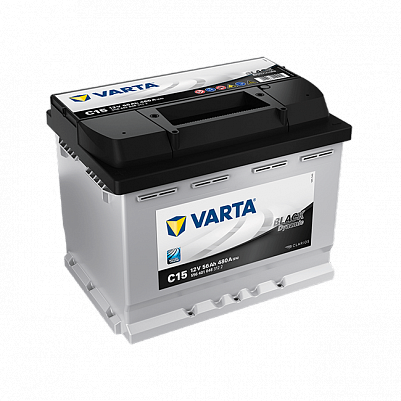 Varta C15 Black Dynamic (556 401 048) 56Ah фото 401x401