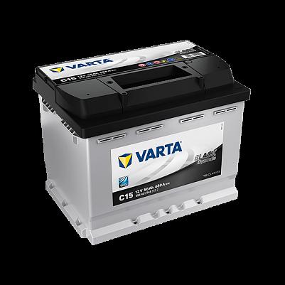 Автомобильный аккумулятор Varta C15 Black Dynamic (556 401 048) 56Ah фото 401x401