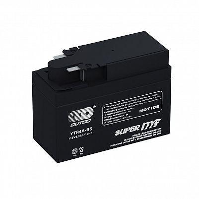 Мото аккумулятор 2,3Ah OUTDO YTR4A-BS (2,5Ah) фото 401x401