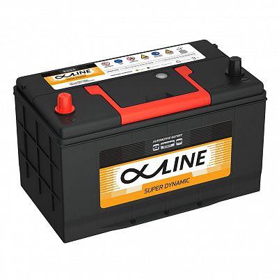 Автомобильный аккумулятор AlphaLINE SD 115D31R (100) фото 401x401