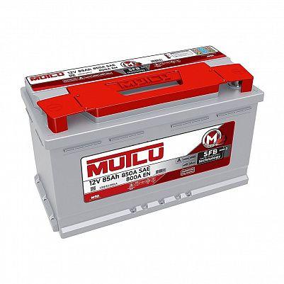 Автомобильный аккумулятор Mutlu 85.0 LB4 фото 401x401