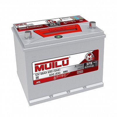 Автомобильный аккумулятор Mutlu SFB 3 (D23.68.060.C) 68 Ач фото 401x401