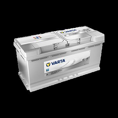 Varta I1 Silver Dynamic (610 402 092) 110Ah фото 401x401