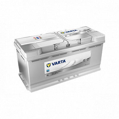 Автомобильный аккумулятор Varta I1 Silver Dynamic (610 402 092) 110Ah фото 401x401
