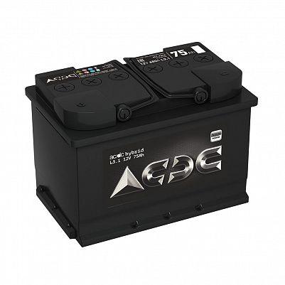Автомобильный аккумулятор AC/DC Hybrid (Тюмень) 75.1 фото 401x401