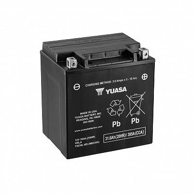 Мото аккумулятор YUASA HP YIX30L-BS-PW (CP) фото 401x401