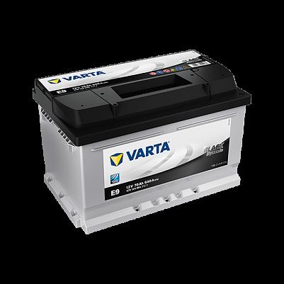 Автомобильный аккумулятор Varta E9 Black Dynamic (570 144 064) 70Ah фото 401x401