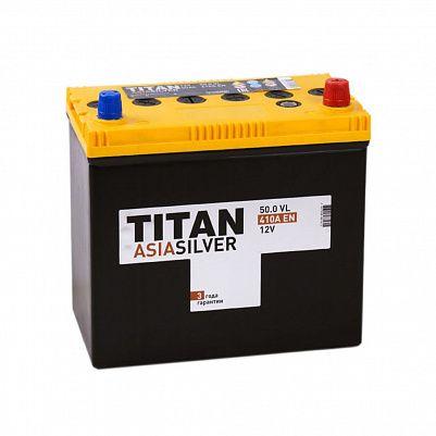 Автомобильный аккумулятор Titan AsiaSilver 50.1 (65B24R) фото 401x401