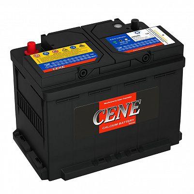 Автомобильный аккумулятор CENE Euro 80.0 LB4 (58039) фото 401x401