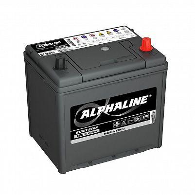 Автомобильный аккумулятор AlphaLine EFB 65 Ач (SE 90D23L) фото 401x401