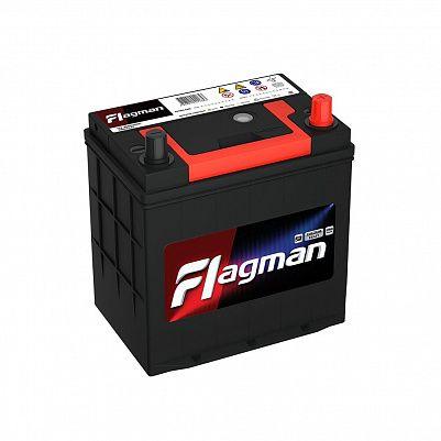Автомобильный аккумулятор Flagman 46B19L (44) фото 401x401