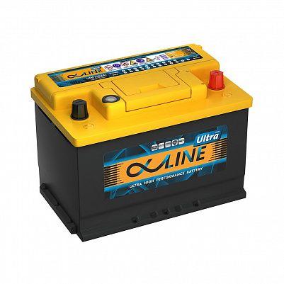 Автомобильный аккумулятор AlphaLine Ultra 78 Ач (UMF57800) L3 фото 401x401