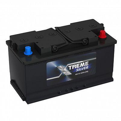 Автомобильный аккумулятор X-treme SILVER 100.0 фото 401x401
