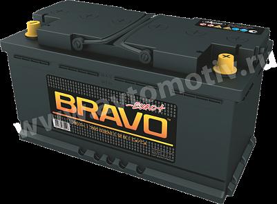 Автомобильный аккумулятор Bravo 90.0 фото 401x296