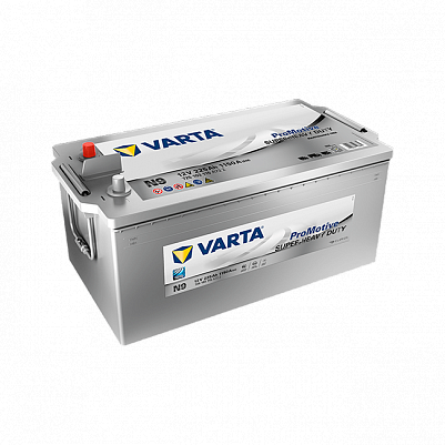 Аккумулятор для грузовиков Varta Promotive N9 Super Heavy Duty (725 103 115) 225Ah евро фото 401x401