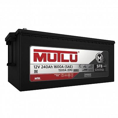 Аккумулятор для грузовиков Mutlu 240.3 евро фото 401x401