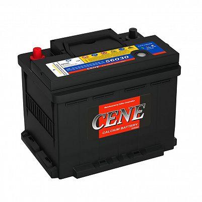 Автомобильный аккумулятор CENE Euro 60.0 L2 (56030) фото 401x401