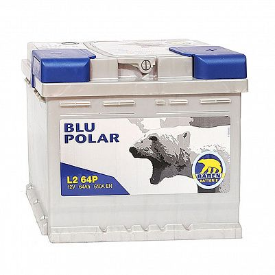 Baren Polar Blu 64.0 L2 фото 401x401